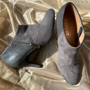 "NWT Report ""Dulcie"" Heeled Booties"